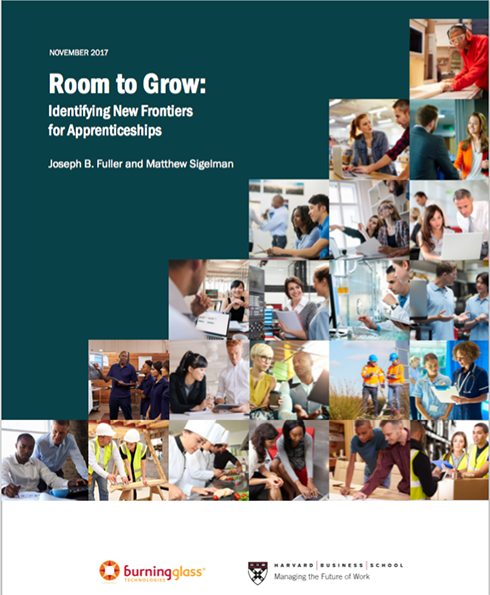 Room to Grow: Identifying New Frontiers for Apprenticeships